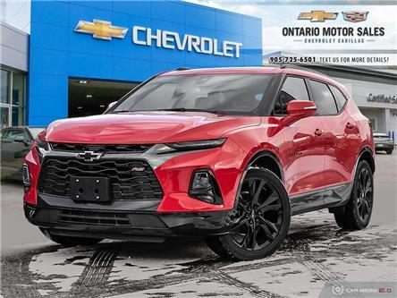 2021 Chevrolet Blazer RS (Stk: T1531368) in Oshawa - Image 1 of 18