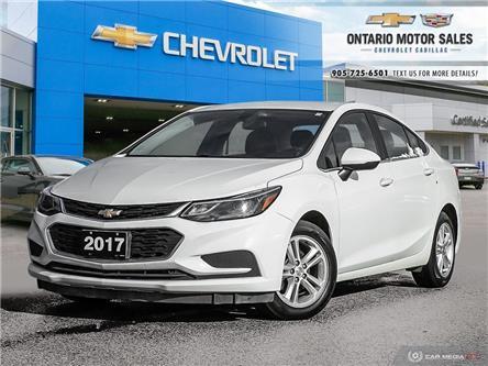 2017 Chevrolet Cruze LT Auto (Stk: 14004A) in Oshawa - Image 1 of 36