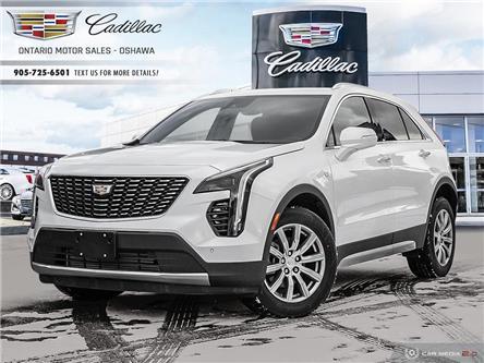 2021 Cadillac XT4 Premium Luxury (Stk: T1053835) in Oshawa - Image 1 of 18