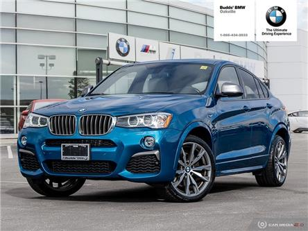 2017 BMW X4 M40i (Stk: DB8045) in Oakville - Image 1 of 26
