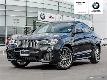 2017 BMW X4 xDrive28i (Stk: DB8036) in Oakville - Image 1 of 27