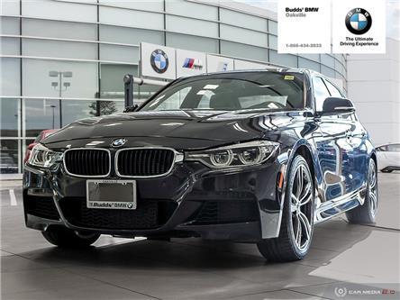 2017 BMW 340i xDrive (Stk: DB8037) in Oakville - Image 1 of 19