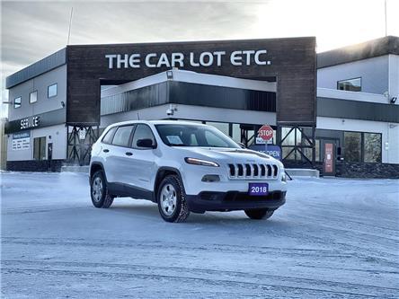 2018 Jeep Cherokee Sport (Stk: 20387) in Sudbury - Image 1 of 24