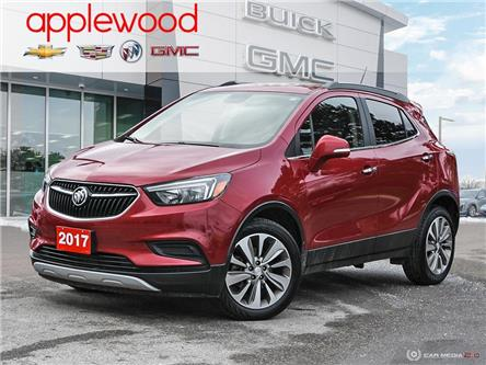2017 Buick Encore Preferred (Stk: 38094P) in Mississauga - Image 1 of 27