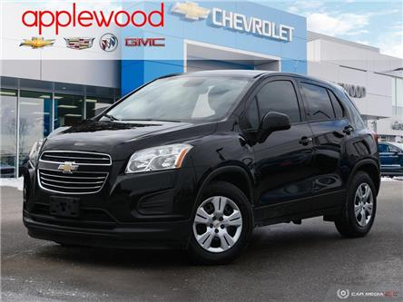 2016 Chevrolet Trax LS (Stk: 217332TN) in Mississauga - Image 1 of 27