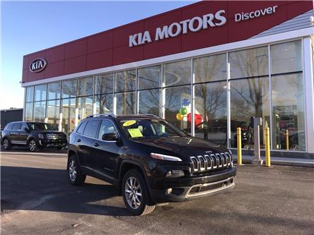 2014 Jeep Cherokee Limited (Stk: S6814B) in Charlottetown - Image 1 of 12