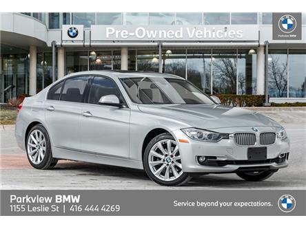 2014 BMW 328i xDrive (Stk: PP9394A) in Toronto - Image 1 of 21
