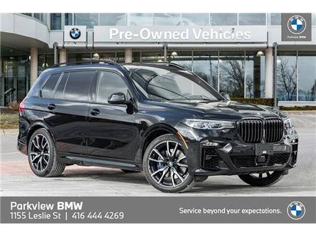 2020 BMW X7 xDrive40i (Stk: PP9615) in Toronto - Image 1 of 22
