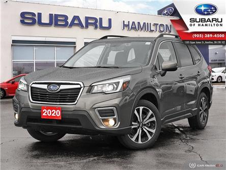 2020 Subaru Forester Limited (Stk: S8139) in Hamilton - Image 1 of 29