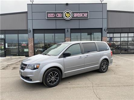 2015 Dodge Grand Caravan SE/SXT (Stk: UC3981A) in Thunder Bay - Image 1 of 15