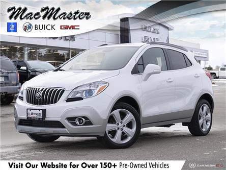 2015 Buick Encore Convenience (Stk: U160742-OC) in Orangeville - Image 1 of 28