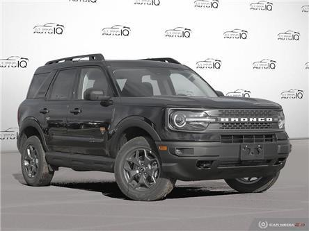 2021 Ford Bronco Sport Badlands (Stk: 1B004) in Oakville - Image 1 of 27
