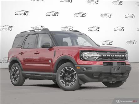 2021 Ford Bronco Sport Outer Banks (Stk: 1B003) in Oakville - Image 1 of 27
