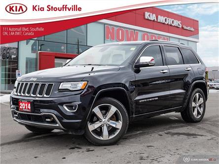 2014 Jeep Grand Cherokee Overland (Stk: 21173A) in Stouffville - Image 1 of 24