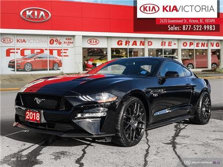 2018 Ford Mustang GT (Stk: K521-193A) in Victoria - Image 1 of 19