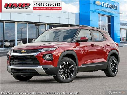 2021 Chevrolet TrailBlazer LT (Stk: 89669) in Exeter - Image 1 of 23
