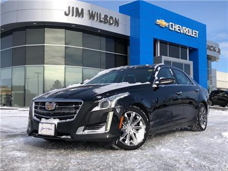 2016 Cadillac CTS 3.6L Luxury Collection (Stk: 2021124B) in Orillia - Image 1 of 21
