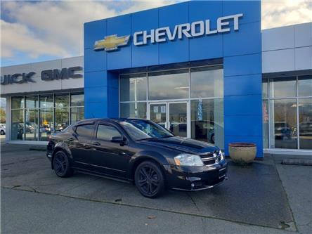 2013 Dodge Avenger SXT (Stk: D21T29A) in Port Alberni - Image 1 of 24
