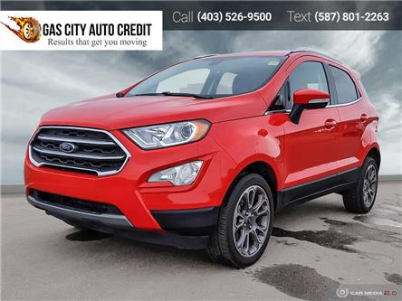 2019 Ford EcoSport Titanium (Stk: MT4928A) in Medicine Hat - Image 1 of 25