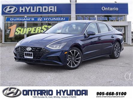 2021 Hyundai Sonata Ultimate (Stk: 105223) in Whitby - Image 1 of 24