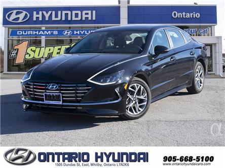 2020 Hyundai Sonata Preferred (Stk: 47737K) in Whitby - Image 1 of 19