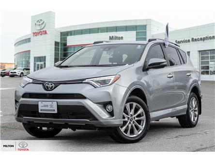 2017 Toyota RAV4 Limited (Stk: 641485A) in Milton - Image 1 of 23