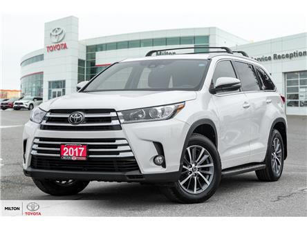 2017 Toyota Highlander XLE (Stk: 460517) in Milton - Image 1 of 23