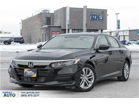 2019 Honda Accord LX 1.5T (Stk: 801007) in Milton - Image 1 of 19