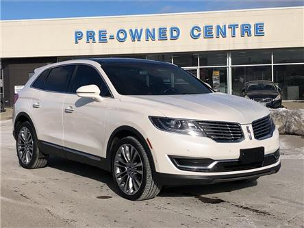 2018 Lincoln MKX Reserve (Stk: U7174) in Brampton - Image 1 of 22