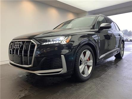 2020 Audi SQ7 4.0T (Stk: 93123) in Nepean - Image 1 of 2