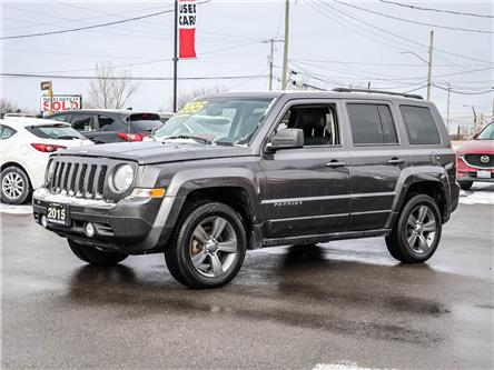 2015 Jeep Patriot Sport/North (Stk: HN2965A) in Hamilton - Image 1 of 9