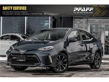 2019 Toyota Corolla SE (Stk: K4208A) in Kitchener - Image 1 of 23