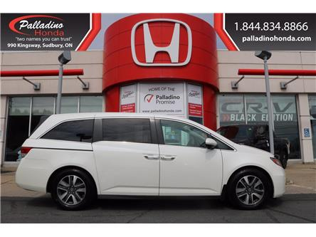 2017 Honda Odyssey EX-L (Stk: U19230) in Greater Sudbury - Image 1 of 31
