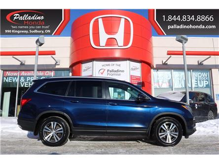 2016 Honda Pilot EX-L Navi (Stk: 22867A) in Greater Sudbury - Image 1 of 43