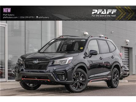 2021 Subaru Forester Sport (Stk: S00991) in Guelph - Image 1 of 23