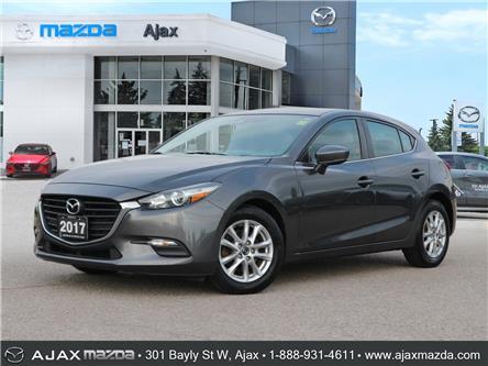 2017 Mazda Mazda3 Sport GS (Stk: P5640) in Ajax - Image 1 of 26