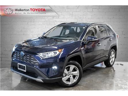2021 Toyota RAV4 Hybrid Limited (Stk: 21121) in Walkerton - Image 1 of 20