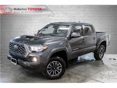 2021 Toyota Tacoma Base (Stk: 21026) in Walkerton - Image 1 of 19