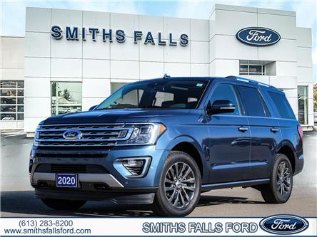 2020 Ford Expedition Limited (Stk: A6145) in Smiths Falls - Image 1 of 30