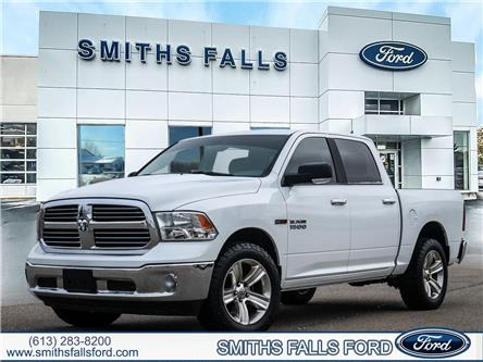 2018 RAM 1500 SLT (Stk: 20362BA) in Smiths Falls - Image 1 of 30