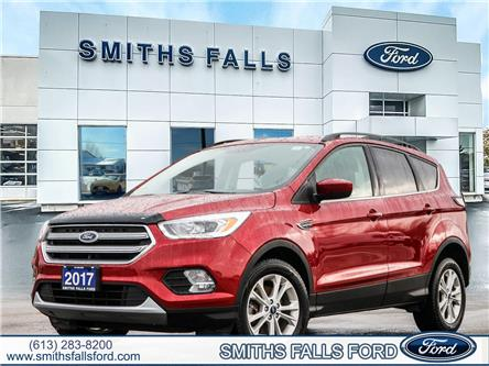 2017 Ford Escape SE (Stk: W1144) in Smiths Falls - Image 1 of 30