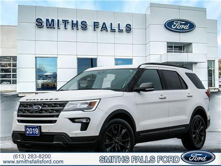2019 Ford Explorer XLT (Stk: W1148) in Smiths Falls - Image 1 of 30