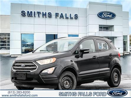 2018 Ford EcoSport SE (Stk: W1137A) in Smiths Falls - Image 1 of 24