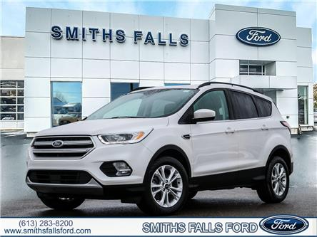 2018 Ford Escape SEL (Stk: SA1152) in Smiths Falls - Image 1 of 30