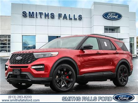 2020 Ford Explorer ST (Stk: SA1150) in Smiths Falls - Image 1 of 30