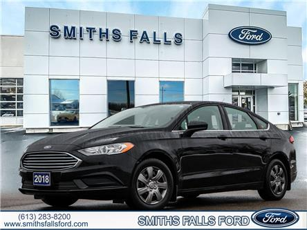 2018 Ford Fusion SE (Stk: SA1145A) in Smiths Falls - Image 1 of 30
