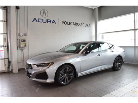 2021 Acura TLX A-Spec (Stk: M801140) in Brampton - Image 1 of 21