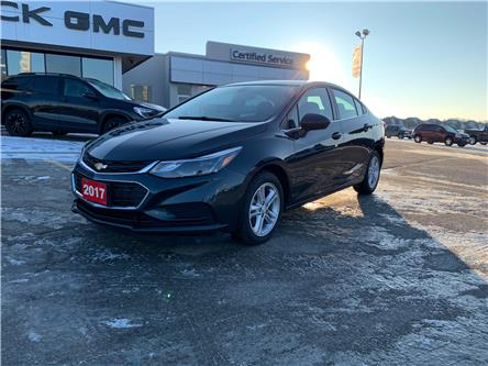 2017 Chevrolet Cruze LT Auto (Stk: 38516) in Strathroy - Image 1 of 9