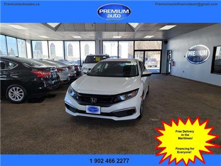 2019 Honda Civic LX (Stk: 031545) in Dartmouth - Image 1 of 12