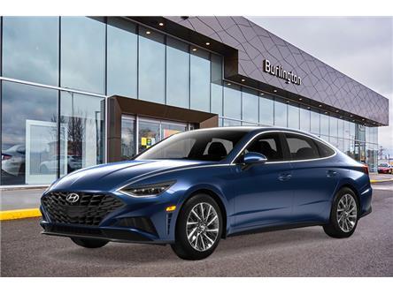 2021 Hyundai Sonata Preferred (Stk: N2764) in Burlington - Image 1 of 3